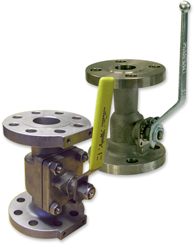 Ball Valves by UK Process Valves