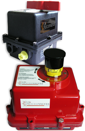 Electric Actuators by UK Process Valves